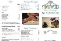 Portfolio Sample Brochures